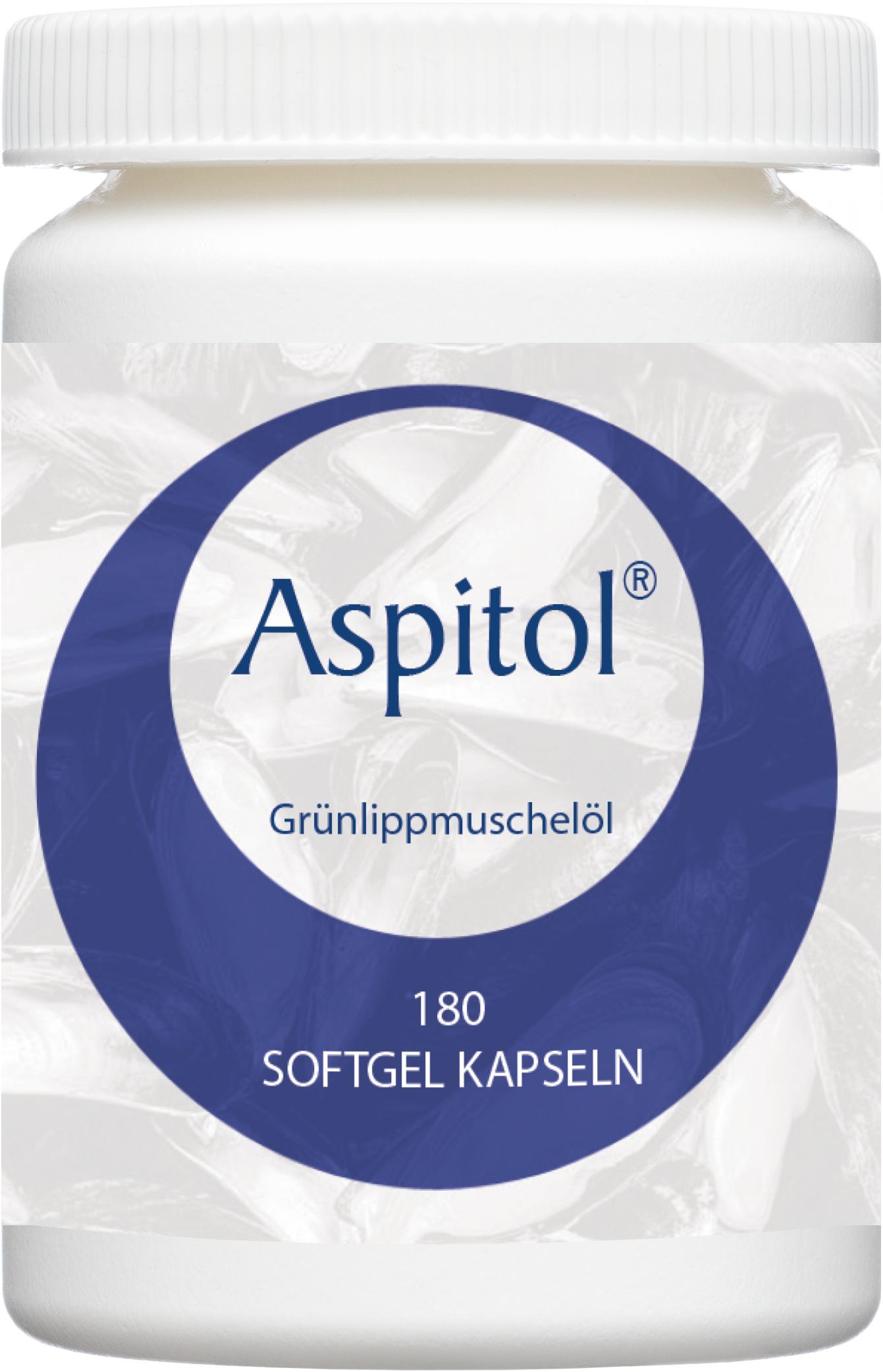 Aspitol 180 kapseln