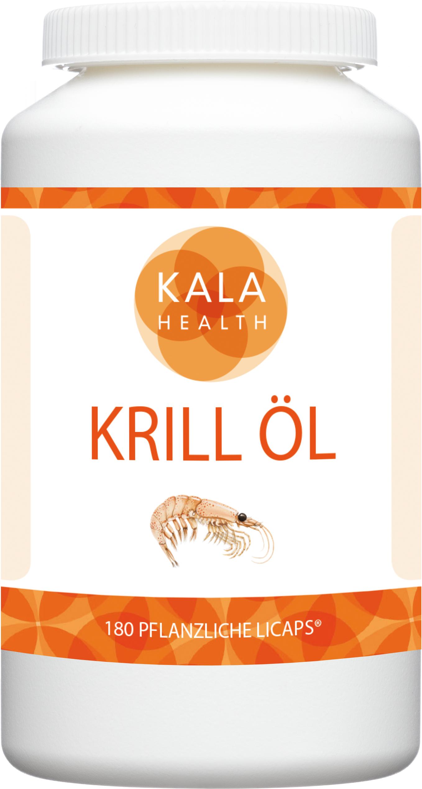 Superba Krill Öl 180 Kapseln