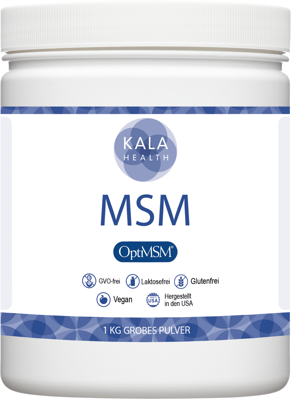 OptiMSM® 1 kg  'grobes' Pulver